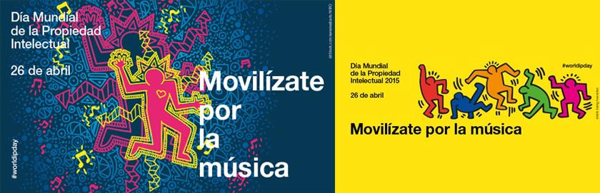 Día mundial de la propiedad intelectual 2015
