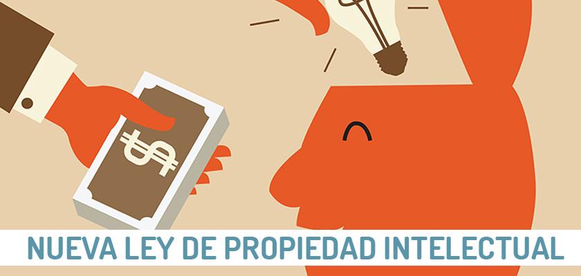 La reforma de la nueva ley de propiedad intelectual (LPI)