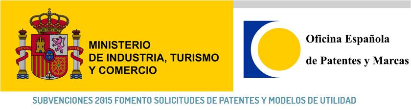 Subvenciones para el fomento de las solicitudes de patentes y modelos de utilidad